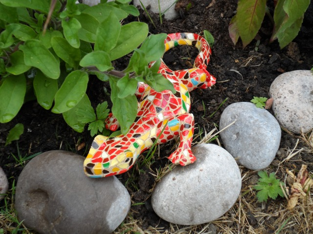 resin Lizard